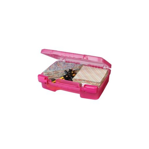 ArtBin - Quick View Deep Base Carrying Case - Raspberry