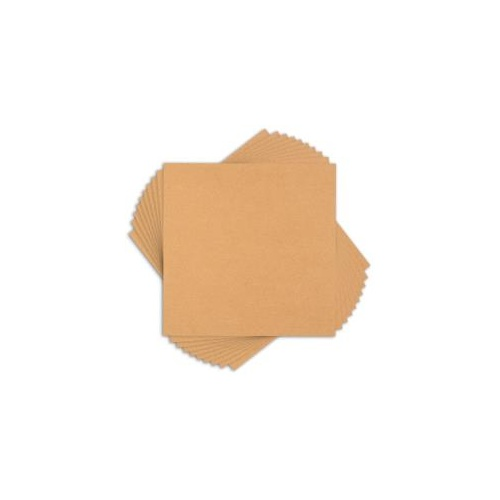 12x12 Heavyweight Cardstock - Kraft