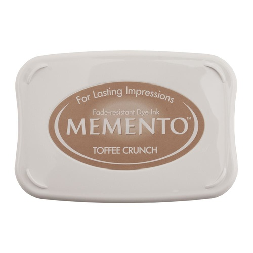 Memento Dye-Ink Pad - Toffee Crunch
