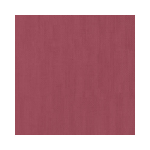 AC Cardstock 12x12 - Pomegranate