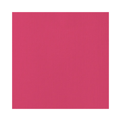 AC Cardstock 12x12 - Rouge
