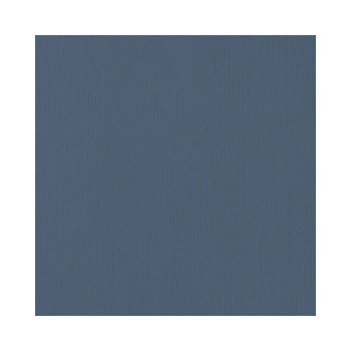 AC Cardstock 12x12 - Blueberry