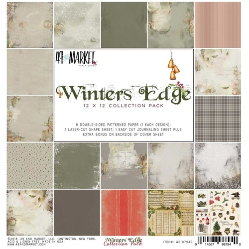 Winters Edge - 12x12 Collection Pack