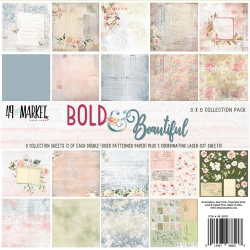 Bold & Beautiful - 8x8 Collection Pack