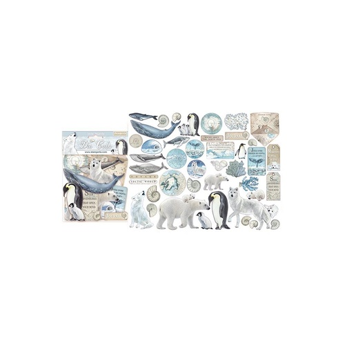 Arctic Antarctic - Die Cuts