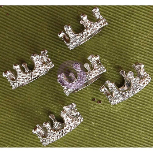 Memory Hardware - French Regalia Crowns II