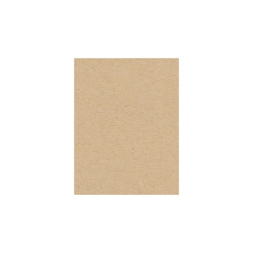 My Colors Classic 80lb - 8.5x11 Cover Weight Cardstock - Kraft