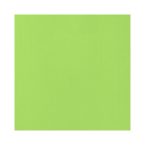 AC Cardstock 12x12 - Key Lime