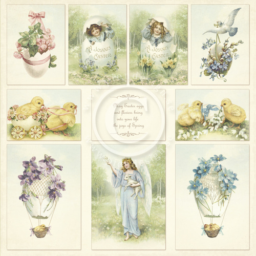 Easter Greetings - Images from the Past