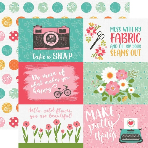 I Heart Crafting - 4x6 Journaling Cards
