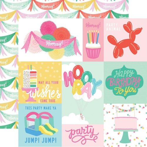 Let's Party - Journaling Cards