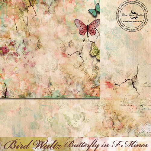 Bird Waltz - Butterfly in F Minor