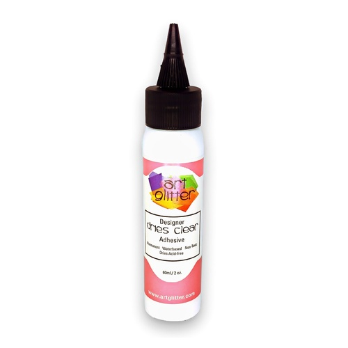 Art Glitter - Designer Dries Clear Adhesive 2oz