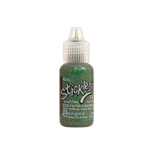 Ranger - Stickles Glitter Glue - Holly