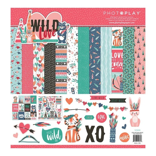 Wild Love - Collection Pack