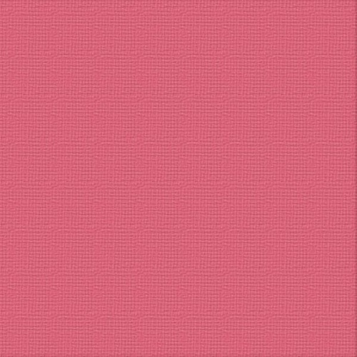 Ultimate Crafts 12x12 Cardstock - Bubblegum (10 pack)